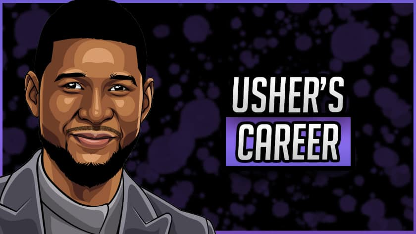 Usher's career
