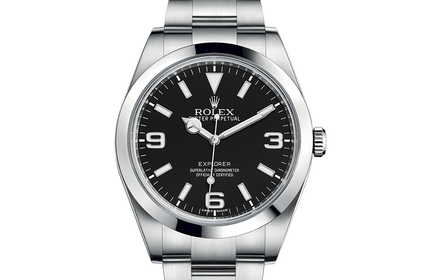 Best Rolex Watches for Men - Rolex Explorer