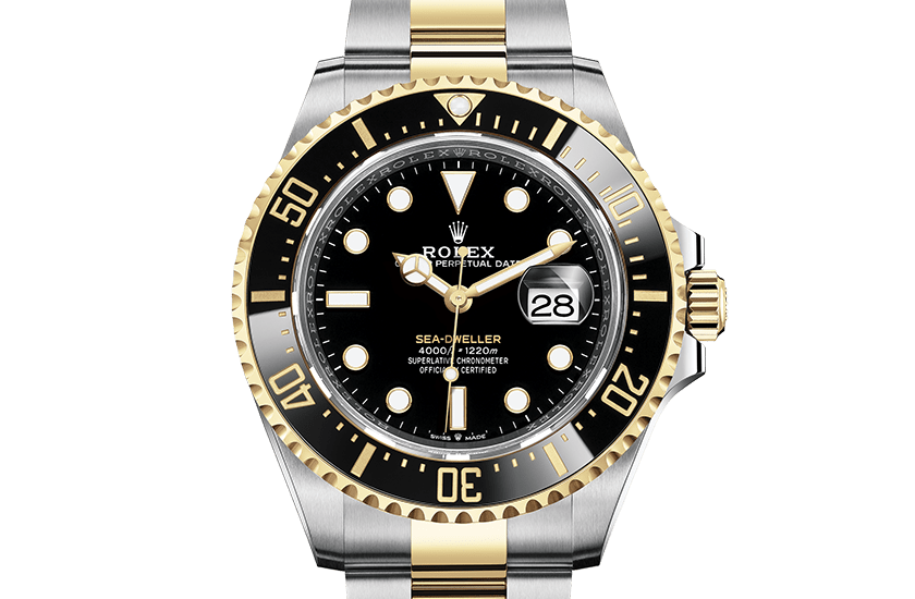 Best Rolex Watches for Men - Rolex Sea Dweller