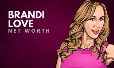 Brandi Love's Net Worth