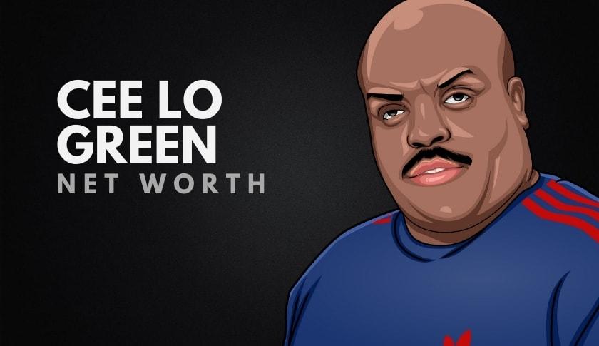 Cee Lo Green's Net Worth