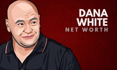 Dana White's Net Worth