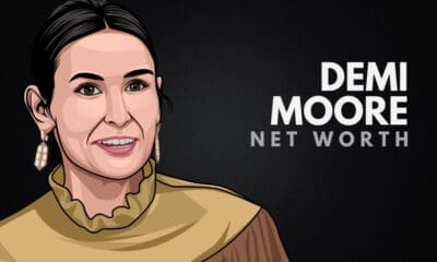 Demi Moore's Net Worth