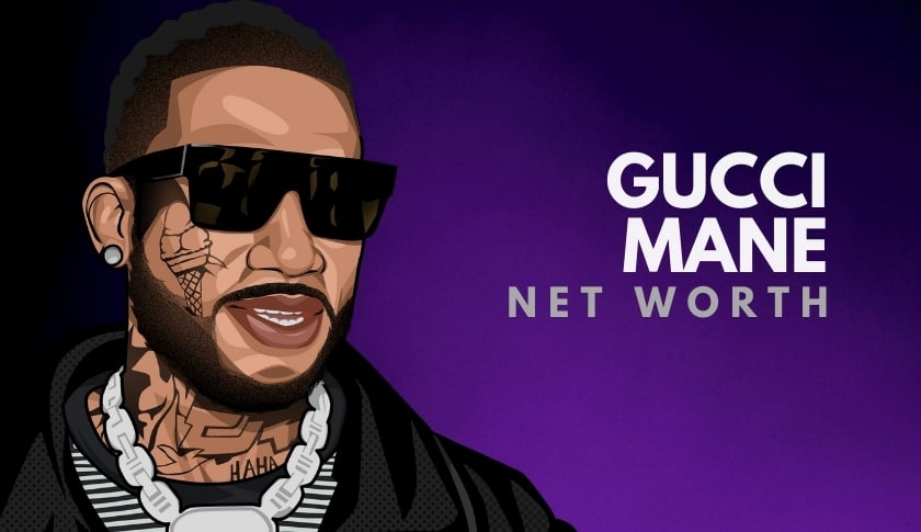 Gucci Mane's Net Worth