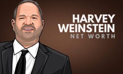 Harvey Weinstein's Net Worth