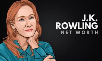 J.K. Rowling's Net Worth