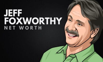 Jeff Foxworthy's Net Worth