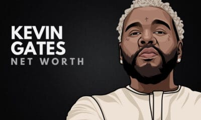 Kevin Gates' Net Worth