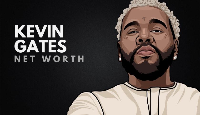 Kevin Gates' Net Worth