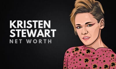 Kristen Stewart's Net Worth