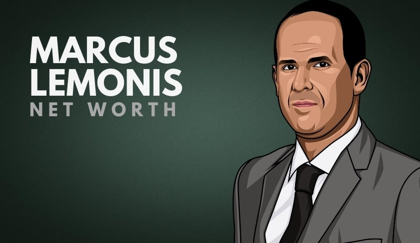 Marcus Lemonis' Net Worth