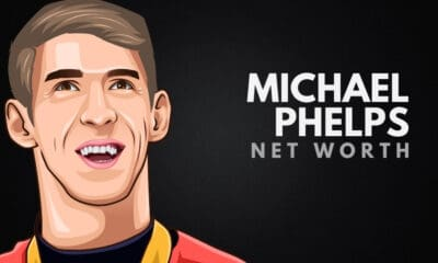 Michael Phelps' Net Worth
