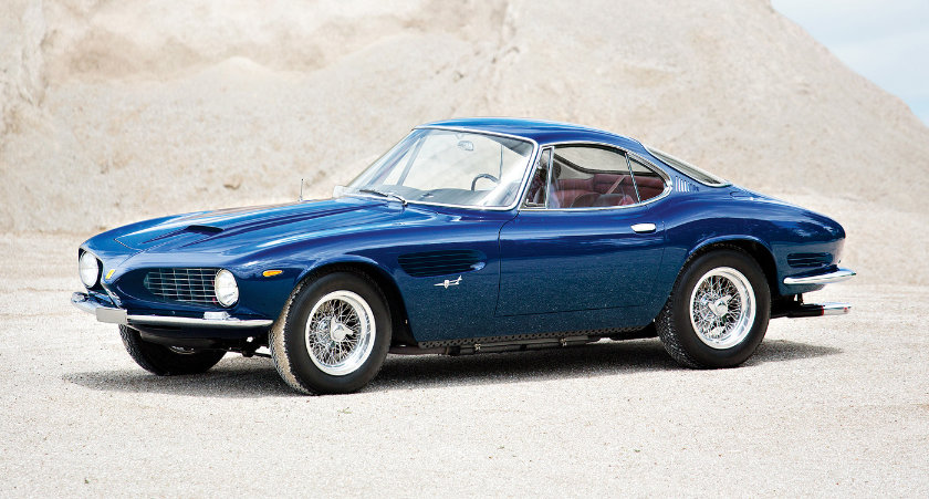 Most Expensive Ferraris - 1962 Ferrari 250 GT SWB Berlinetta Speciale