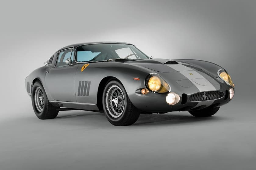Most Expensive Ferraris - 1964 Ferrari 275 GTB-C Speciale