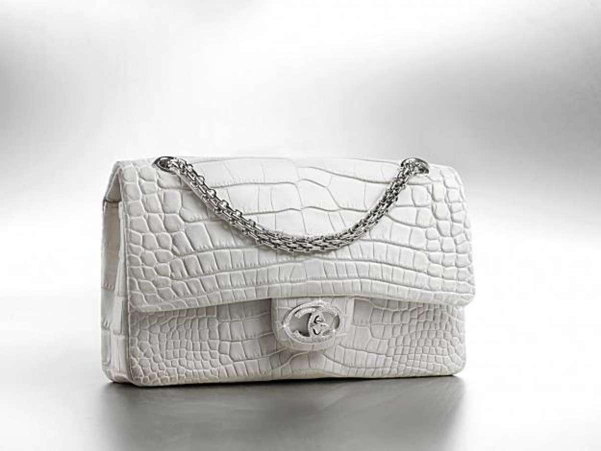 The most expensive handbag brands - Chanel
