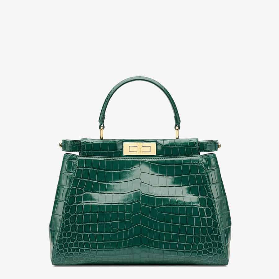 The most expensive handbag brands - Fendi