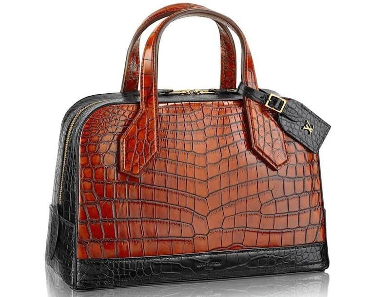 The most expensive handbag brands - Louis Vuitton