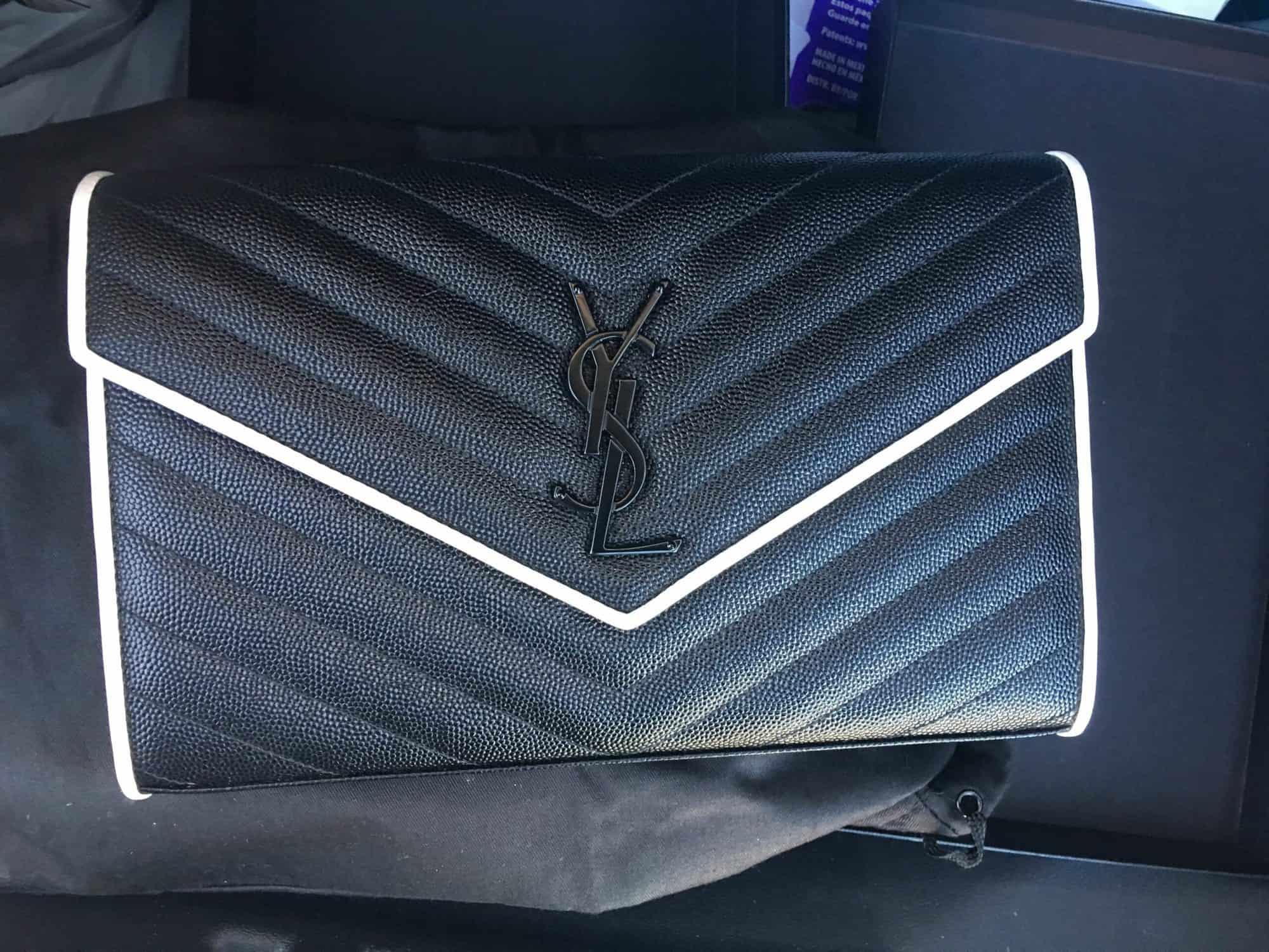 The most expensive handbag brands - Saint Laurent