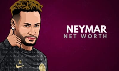 Neymar Jr. Net Worth