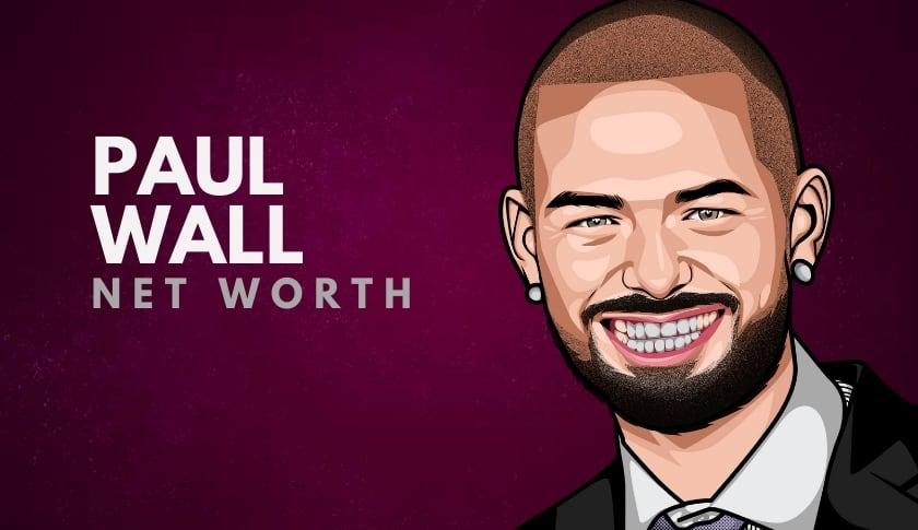 Paul Wall's Net Worth