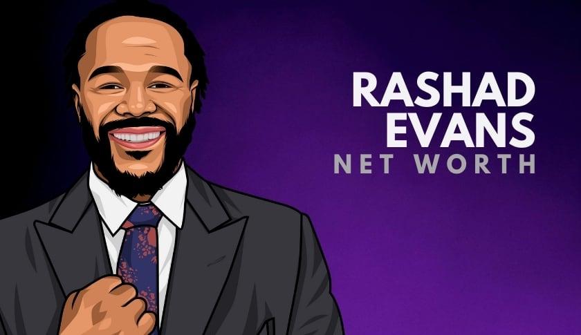 Rashad Evans Net Worth