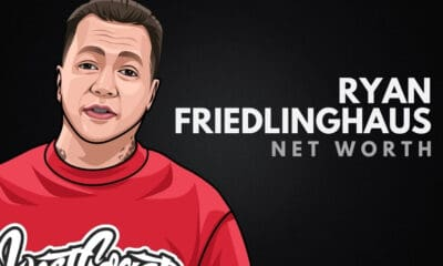 Ryan Friedlinghaus' Net Worth
