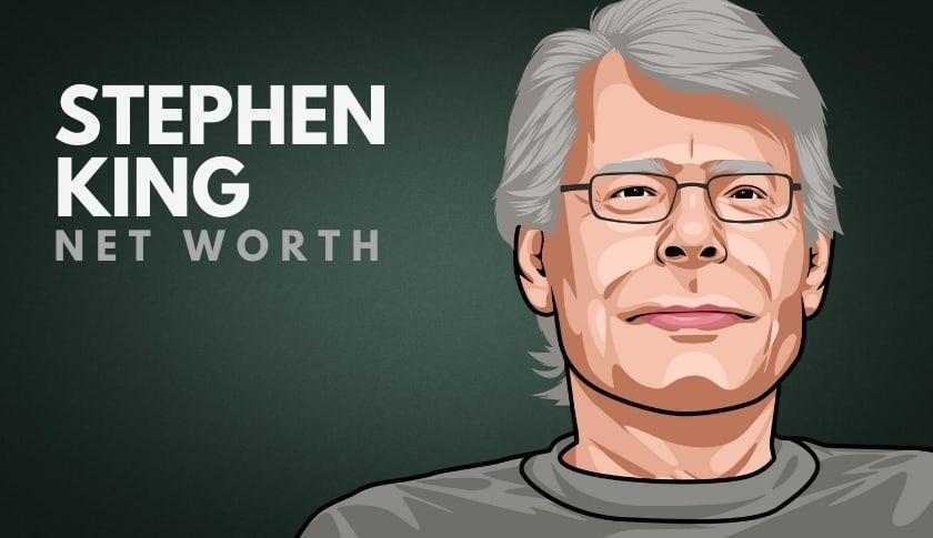 Stephen King's Net Worth