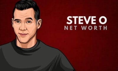 Steve O Net Worth