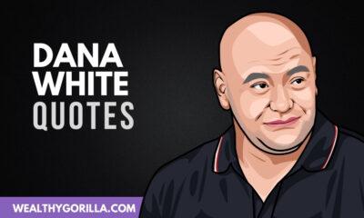 30 Incredible Dana White Quotes