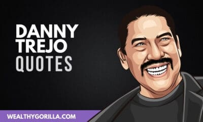 20 Danny Trejo Quotes About Acting, Life & Hard Work
