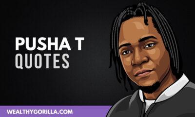 50 Inspirational & Famous Pusha T Quotes