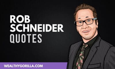 The Best Rob Schneider Quotes