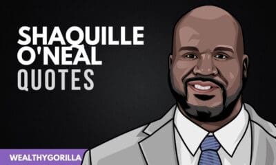 33 Inspirational Shaquille O'Neal Quotes