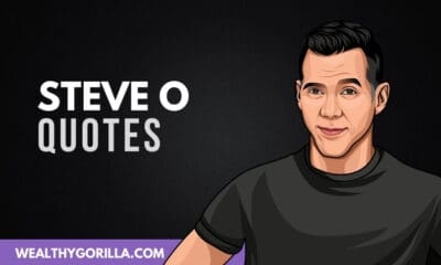 The Best Steve O Quotes