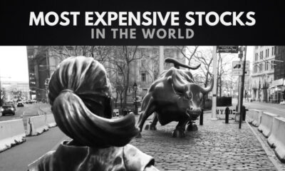 The Most Expensive Stocks