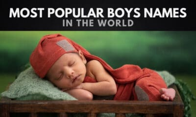 The Most Popular Boys Names