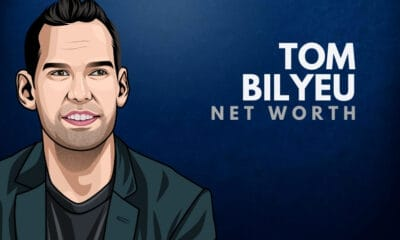 Tom Bilyeu's Net Worth