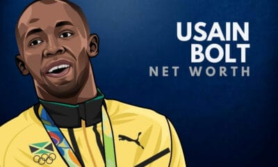 Usain Bolt's Net Worth