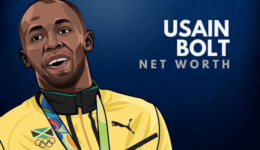 Usain Bolt's Net Worth