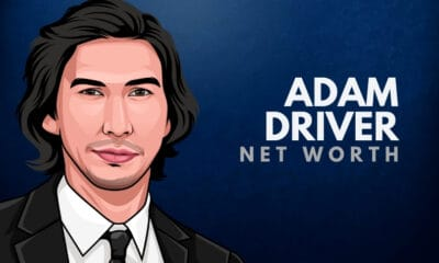 Adam Driver's Net Worth