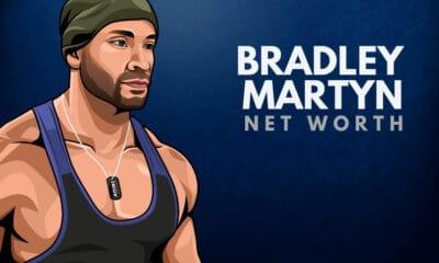 Bradley Martyn's Net Worth