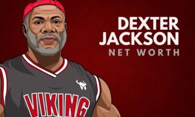 Dexter Jackson's Net Worth