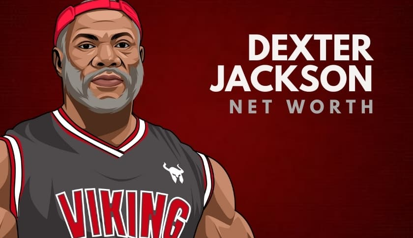 Dexter Jackson Net Worth