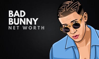Bad Bunny's Net Worth