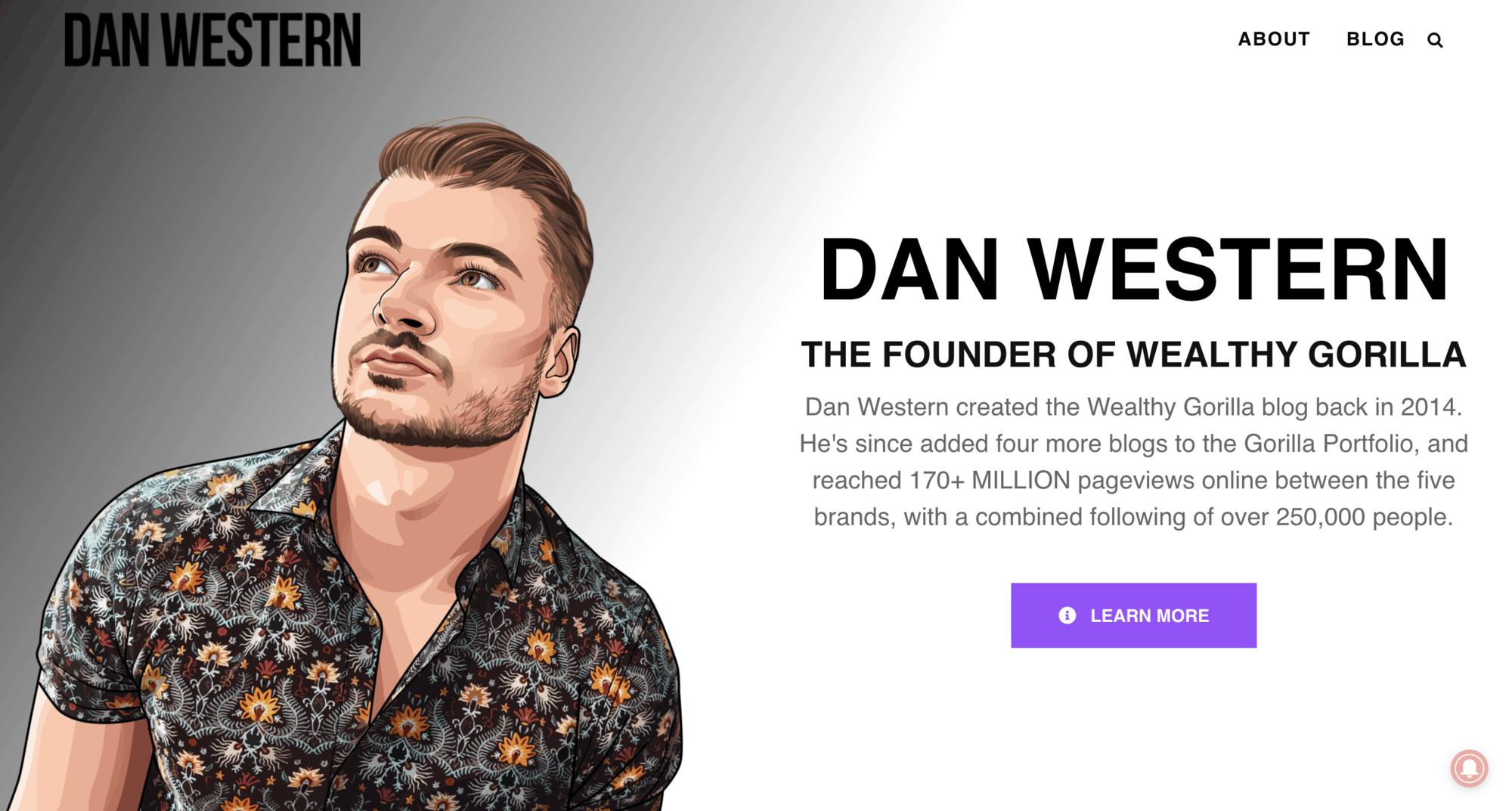 DanWestern.com