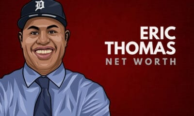 Eric Thomas' Net Worth