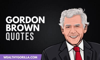 Gordon Brown Quotes
