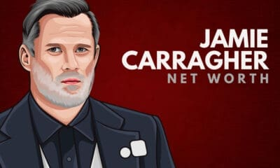Jamie Carragher's Net Worth