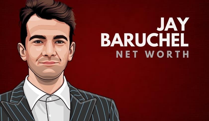 Jay Baruchel Net Worth