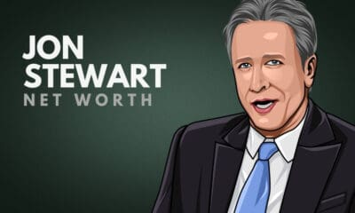 Jon Stewart's Net Worth